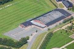 Kongeåhallen-Gredstedbro-AT-Luftfoto