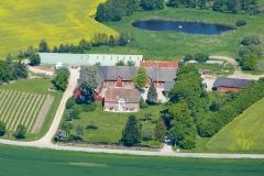 Luftfoto-af-ejendom-på-Sjælland-nær-København