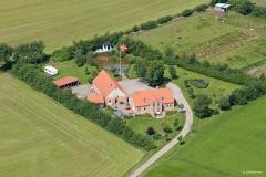 Luftfoto-ejendom-ved-Rødding-Sønderjylland